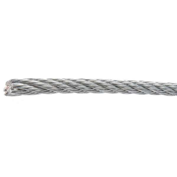 CABLE ACERO GALVANIZ. 5 MM. X