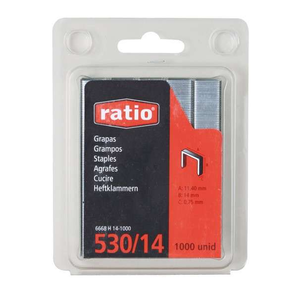 GRAPAS RATIO 530 14 MM BLISTER