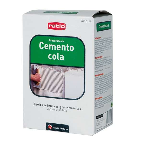 CEMENTO COLA RATIO 2KG