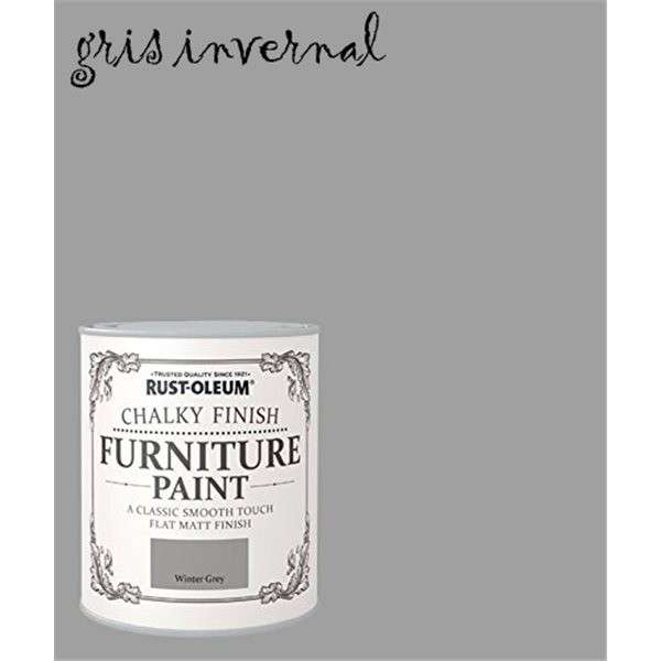 XZ CHALKY GRIS INVERNAL 750ML