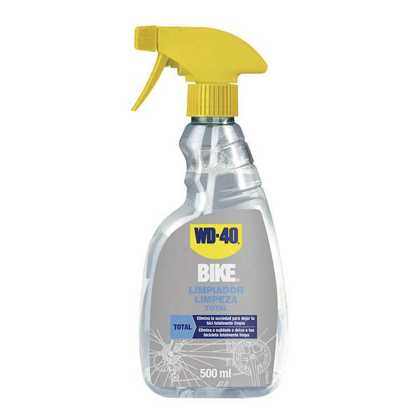 LIMPIADOR TOTAL BIKE 500 ML